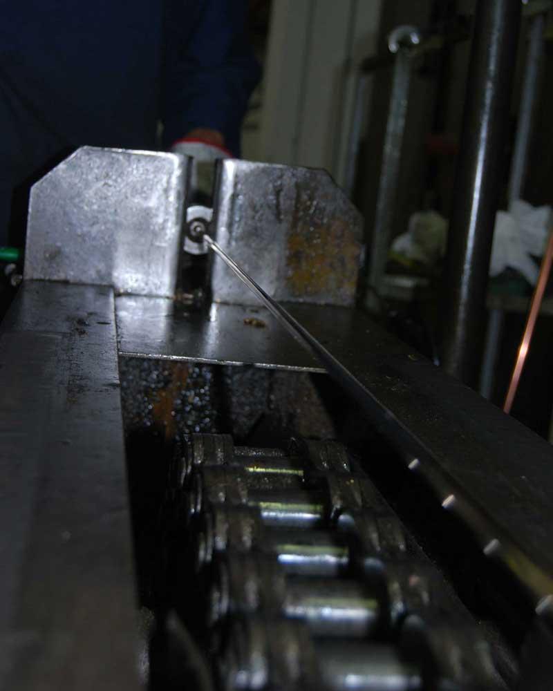 Lavorazione Metalli Tubo e Filo